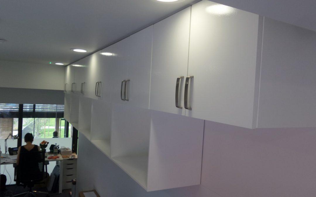 Bespoke wall units – The Depot Cinema, Lewes