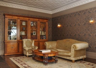 Edwardian drawing room 1